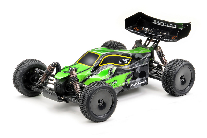 "1:10 EP Buggy ""AB3.4BL"" 4WD Brushless RTR - Bild 3"