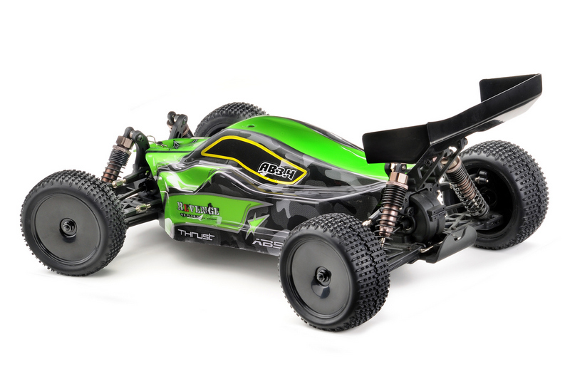 "1:10 EP Buggy ""AB3.4BL"" 4WD Brushless RTR - Bild 4"