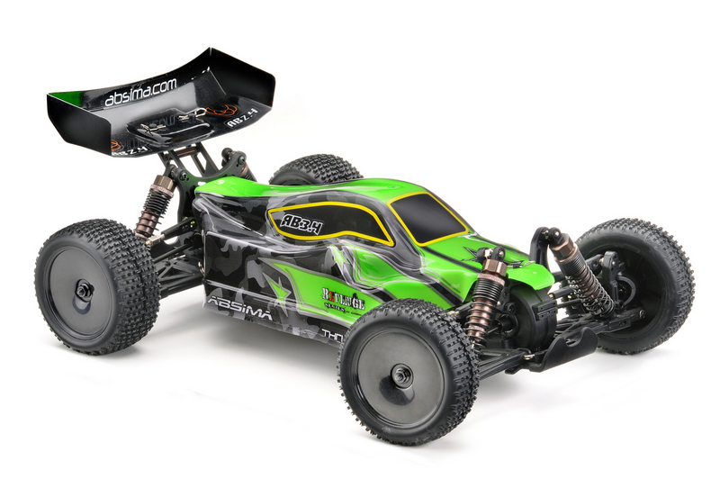 "1:10 EP Buggy ""AB3.4BL"" 4WD Brushless RTR - Bild 5"