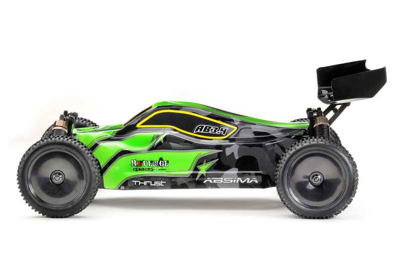 "1:10 EP Buggy ""AB3.4BL"" 4WD Brushless RTR - Bild 6"