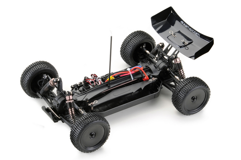 "1:10 EP Buggy ""AB3.4BL"" 4WD Brushless RTR - Bild 7"