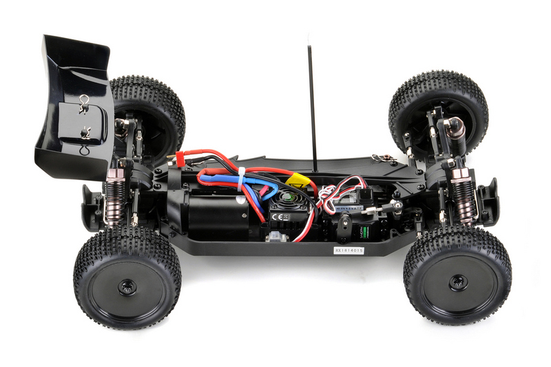"1:10 EP Buggy ""AB3.4BL"" 4WD Brushless RTR - Bild 8"