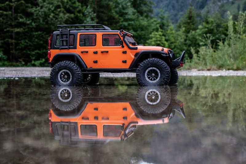 "1:10 EP Crawler CR3.4 ""SHERPA"" ORANGE RTR - Bild 16"