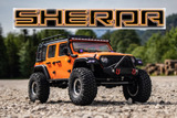 "1:10 EP Crawler CR3.4 ""SHERPA"" ORANGE RTR"