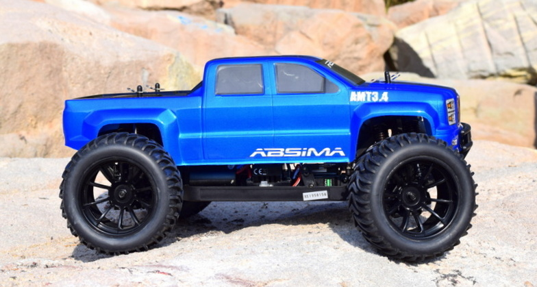 "1:10 EP Monster Truck ""AMT3.4BL"" 4WD Brushless RTR - Bild 2"