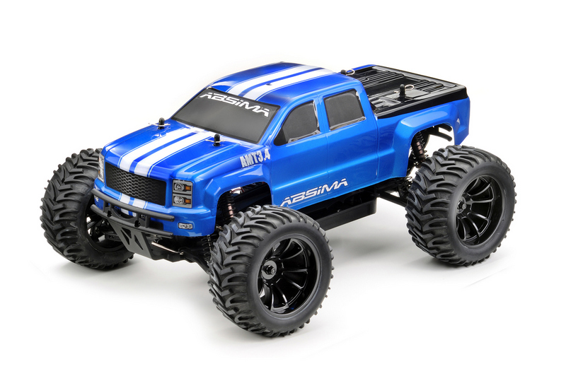 "1:10 EP Monster Truck ""AMT3.4BL"" 4WD Brushless RTR - Bild 4"