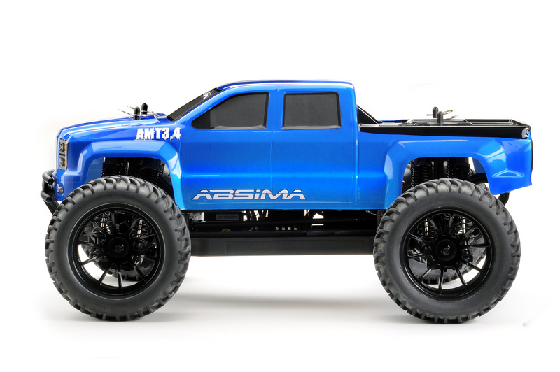 "1:10 EP Monster Truck ""AMT3.4BL"" 4WD Brushless RTR - Bild 7"