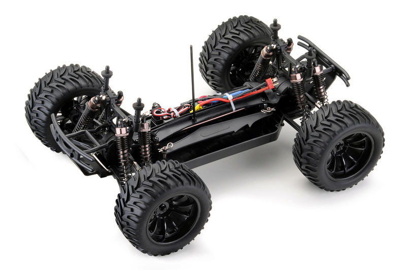 "1:10 EP Monster Truck ""AMT3.4BL"" 4WD Brushless RTR - Bild 8"