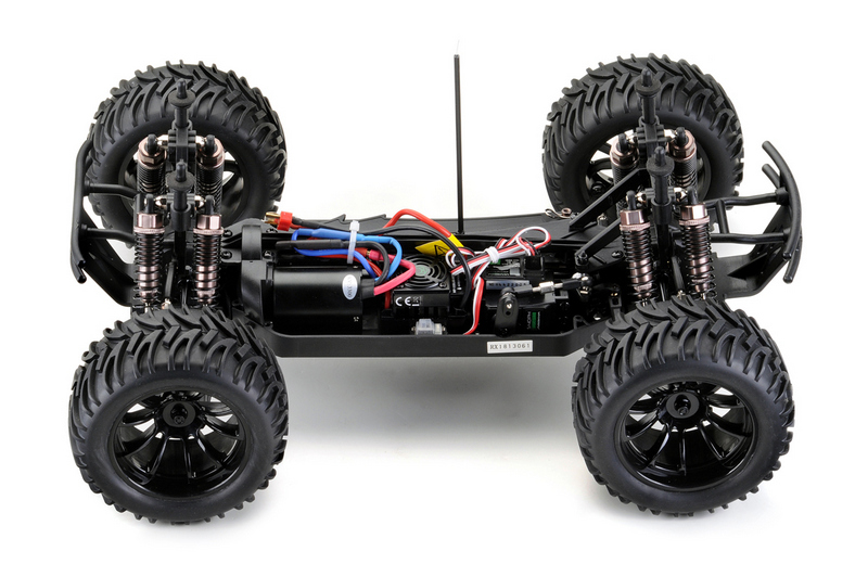 "1:10 EP Monster Truck ""AMT3.4BL"" 4WD Brushless RTR - Bild 9"