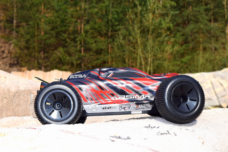 "1:10 EP Truggy ""AT3.4"" 4WD RTR - Bild 3"