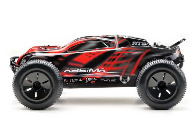 "1:10 EP Truggy ""AT3.4"" 4WD RTR (inkl. Batterie & EU Ladegerät) - Bild 4"