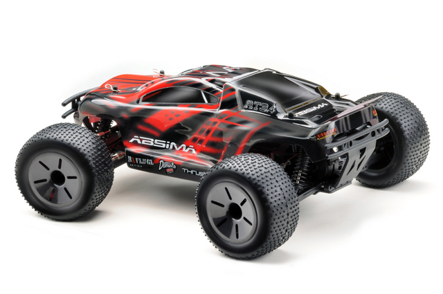 "1:10 EP Truggy ""AT3.4KIT"" 4WD KIT - Bild 3"