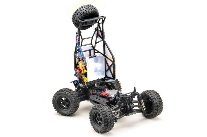 1:14 EP Sand Buggy CHARGER  4WD RTR - Bild 5