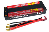 Absima Lipo 2S HC 120C 5500/5800HV 5mm incl. cable