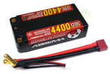 Absima Shorty Lipo HC 2S 120C 4200/4400HV 5mm incl. cable