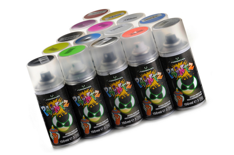 "Polycarbonat Spray ""PAINTZ ICE LILA"" 150ml - Bild 1"