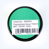 "Polycarbonat Spray ""PAINTZ MET. GRÜN"" 150ml"