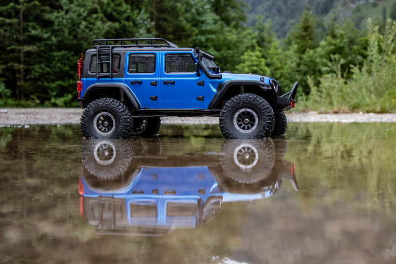 "1:10 EP Crawler CR3.4 ""SHERPA"" BLUE RTR - Image 18"