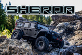 "1:10 EP Crawler CR3.4 ""SHERPA"" GREY RTR"
