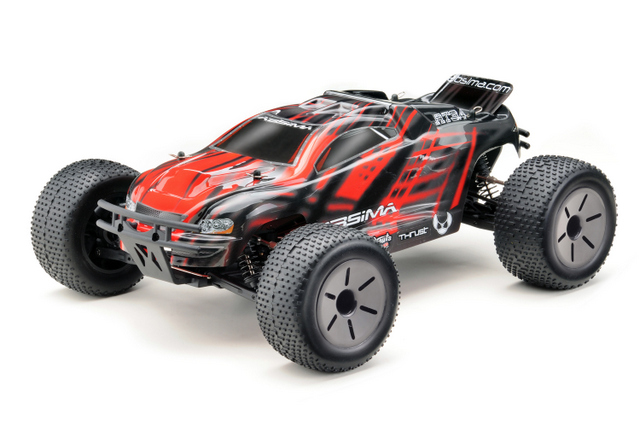 1 10 Ep Truggy At3 4 4wd Rtr Incl Battery Uk Charger