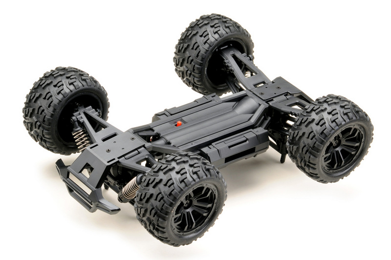 1:14 Monster Truck RACING black/blue 4WD RTR - Image 6