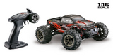 1:16 Monster Truck SPIRIT black/red 4WD RTR