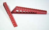 Chassis Droop Gauge for 1;10 & 1:8 OnRoad, red