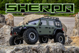 "1:10 EP Crawler CR3.4 ""SHERPA"" OLIVE RTR"