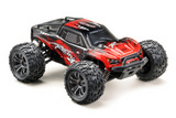 1:14 Monster Truck RACING noir/rouge 4WD RTR