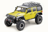 "1:8 EP Crawler CR1.8 ""Yucatan"" LIME-GREEN RTR"